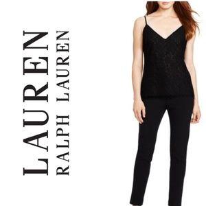 Ralph Lauren Lace V-Neck Camisole